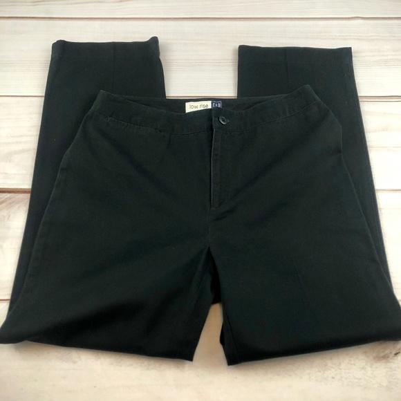 GAP Pants - GAP Low Rise Block Ankle Dress Pants Size 6 (#144)